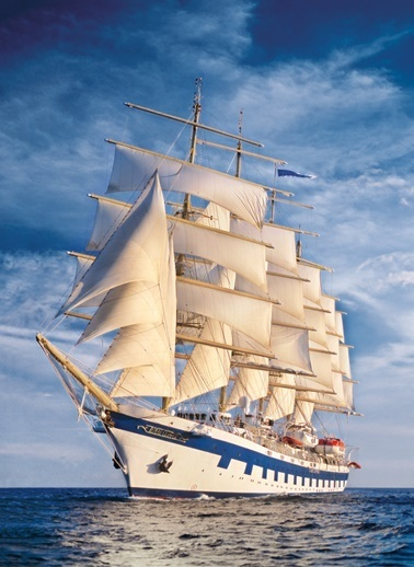 Clementoni The Great Sailingship (1500 parça) Renkli